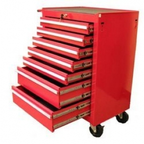 Tools Trolley & Cabinet