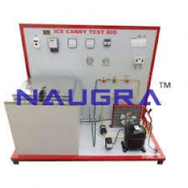 Refrigeration Air-conditioning Lab Equipments