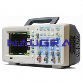 Compact Mixed Signal Oscilloscope
