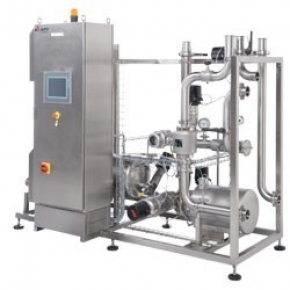 Milk Reception and Processing Equipments