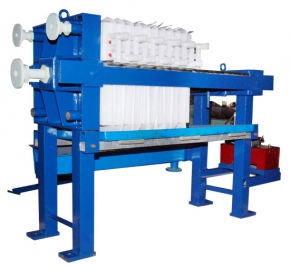 Industrial Hydraulic Filter Press Manufacturer