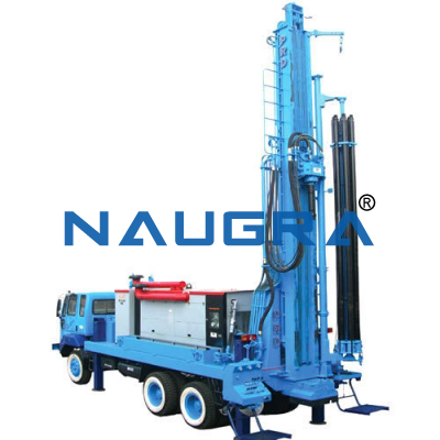 Water Well Bore Hole Drilling Rig