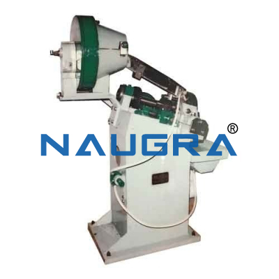Automatic Screw Head Slotting Machine For Rivet