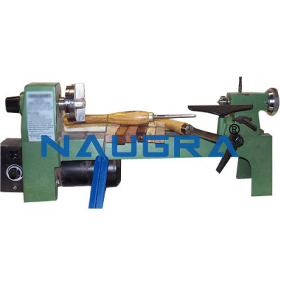Heavy Duty Wood Turning Lathe