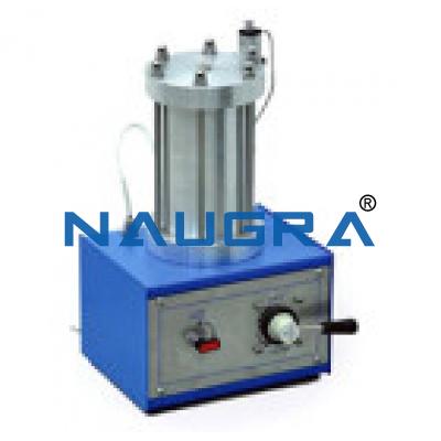 Soil volume change meter Workshop Equipment