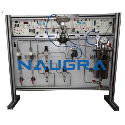 Pressure Control Apparatus, Three Term Pneumatic