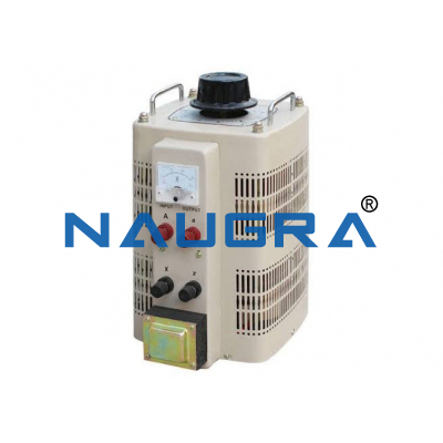 Variable Three Phase Transformer