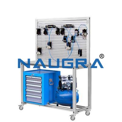 Pneumatic Training System For Civil Lab