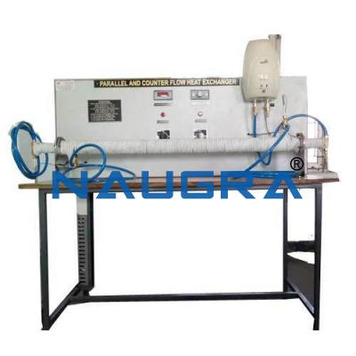 Air water Heat Transfer Apparatus