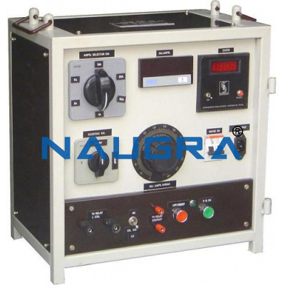 SECONDARY  CURRENT  INJECTION RELAY TEST SET