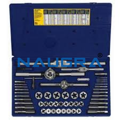 Metric tap& Die set