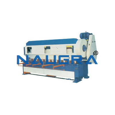 Undercrank Mechanical Motorised Shearing Machine