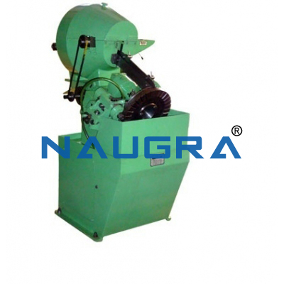 High Speed Screw Head Slotting Machine