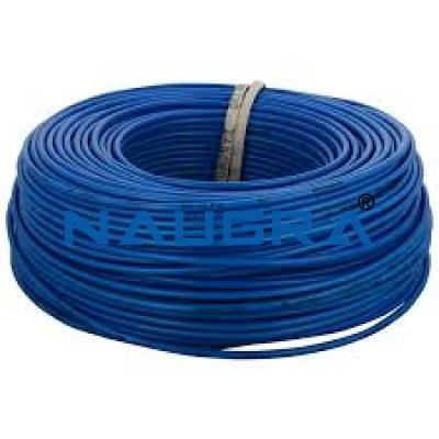 4 SQMM BL wire COIL