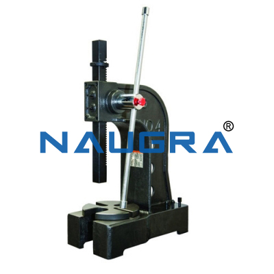 Foot Operated Impact Press