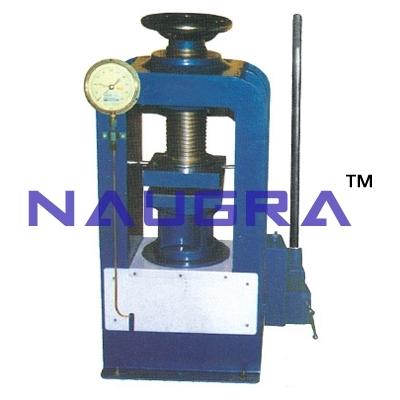 Compression Testing Machine Equipments