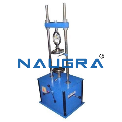 MANUAL UNCONFINED COMPRESSIVE STRENGTH