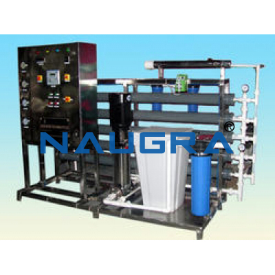 PLC Based Water Treatment Plants