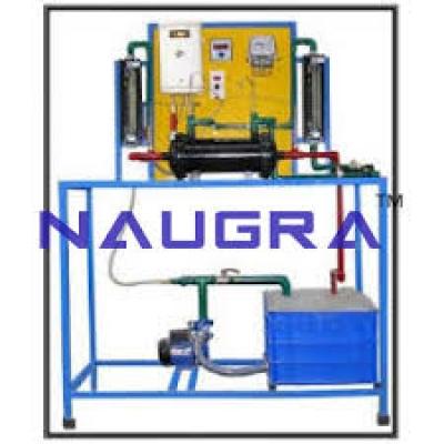 Tubular Heat Exchangers Apparatus