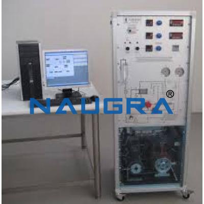 Computerized Refrigeration Study Unit With Mass Energy Balance
