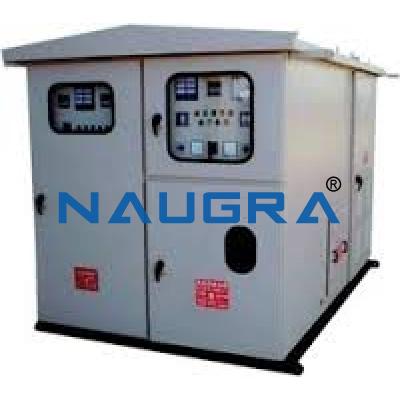 Unitized sub station up to 11 kV, 1000 KVA capacity