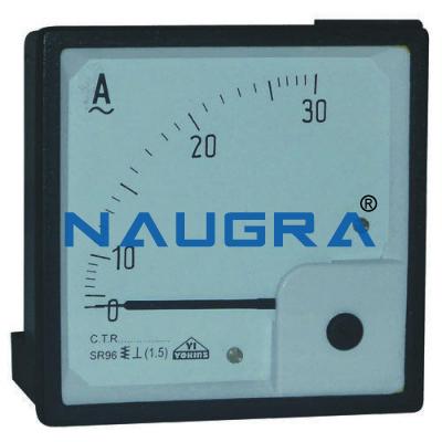 AV voltmeter