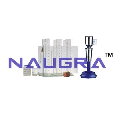 Particle size analysis Test set