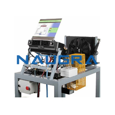 Automotive Air Conditioning And Heating Simulation Trainer