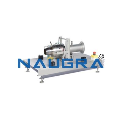 Axial Flow Turbine Engine