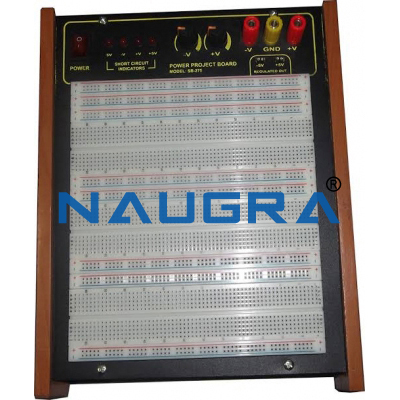 Power Project Board Circuit Lab Equipment