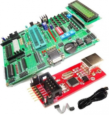 Atmel Programmer and Development Kit