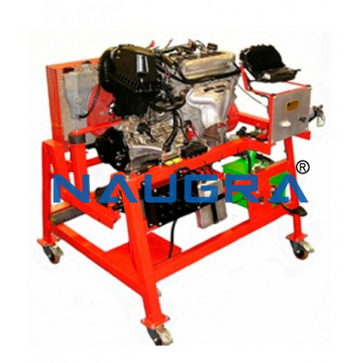 V Type engine (Petrol )