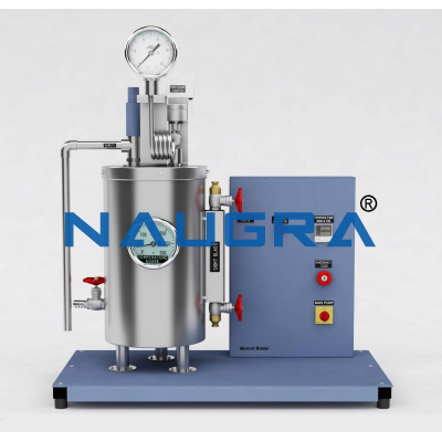 Computerized Marcet Boiler