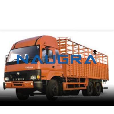 Trucks - light, medium & heavy duty