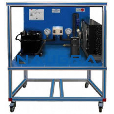 Refrigeration And Air Conditioning Modular Unit