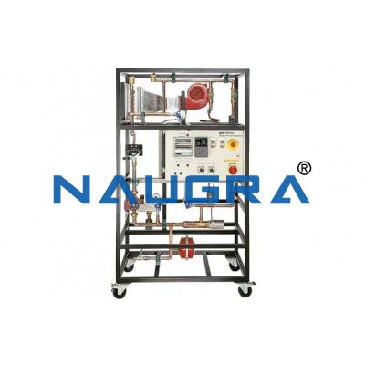 Heat Exchanger Trainer With PID Loop Control