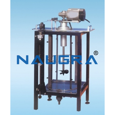 Fluid Mixing Studies Apparatus