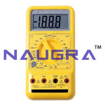 DIGITAL MULTIMETER  for general measurement and troubleshooting applications