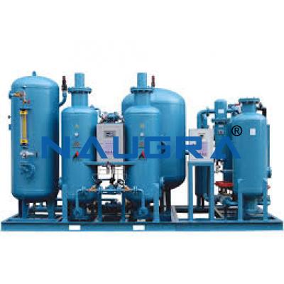 Oxygen and Nitrogen Gas Plants