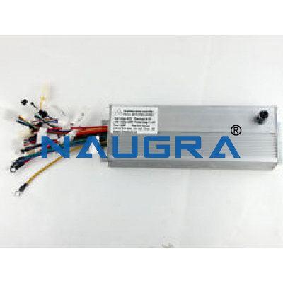 BRUSHLESS MOTOR WITH CONTROLLER