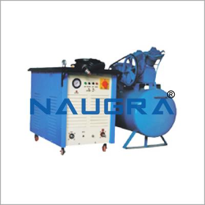 Plasma cutter equipment