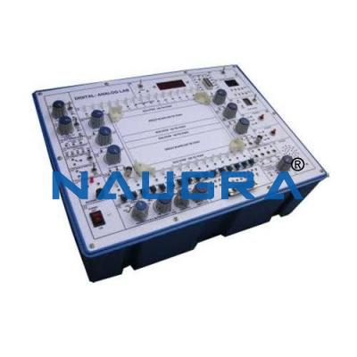 DIGITAL ELECTRONICS LAB TRAINING SYSTEM