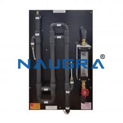 Water to Water Turbulent Flow Heat Exchanger
