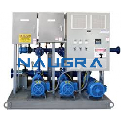 Water pumping Stations Equipments