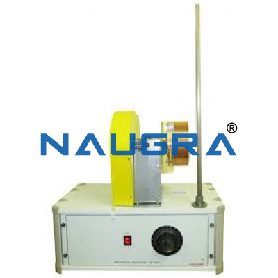 Mechanical Equivalent Of Heat Apparatus