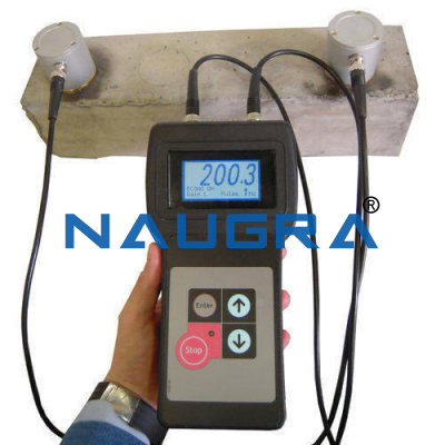 POCKET ULTRASONIC CONCRETE TESTER