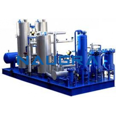 Membrane Based Waste Water Recycling Systems