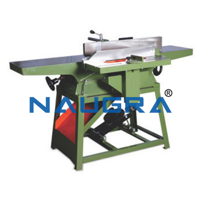Surface Cum Jointer Planner