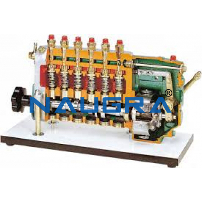 In-Line Injection pumps