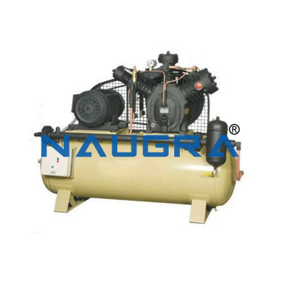 AIR COMPRESSOR 10  HP  WITH AIR DRYER